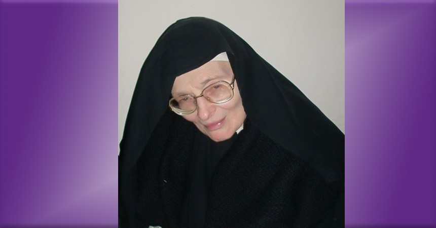 +Sr. Alda of the Mother of God