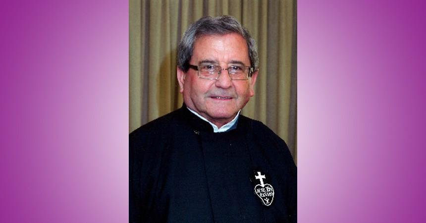 P. EULOGIO (Evangelino) CORDERO MARTINEZ, CP
