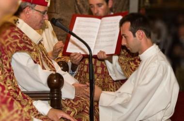 Diaconate Ordination of JOSÉ GREGÓRIO DUARTE VALENTE