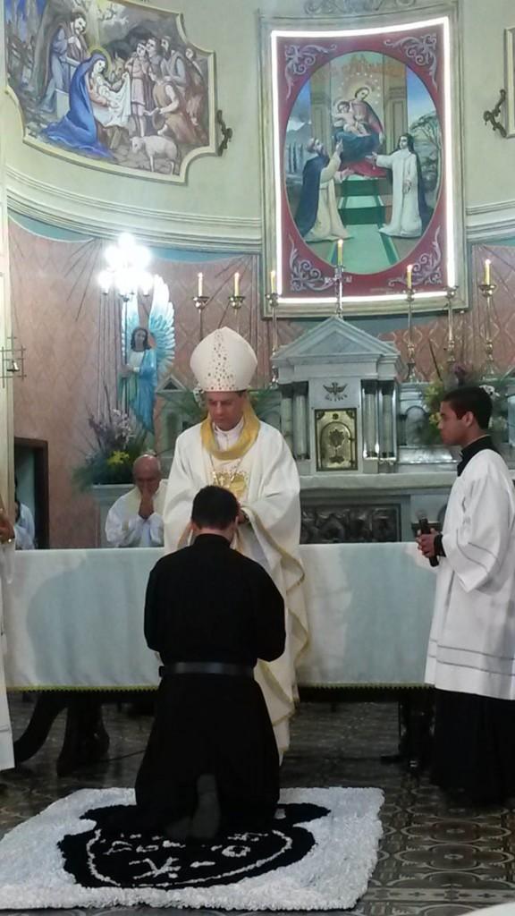 Hélcio Antunes García Ordination (2)
