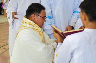 Presbyteral Ordination of Rev. Gilbert G. Ytac, CP