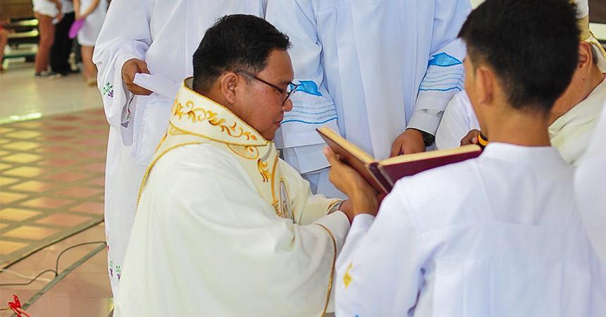 Ordinazione Sacerdotale di Rev. Gilbert G. Ytac, CP