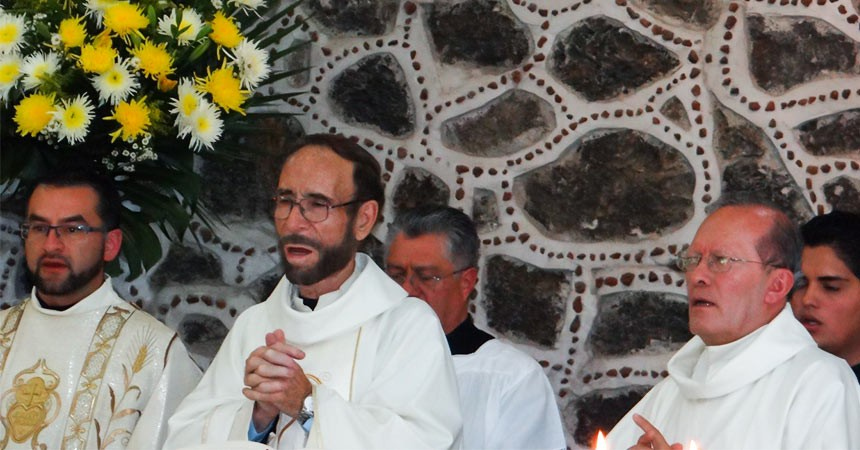 Celebrating Fifty Years of Priestly Ordination of Fr. Gabriele Jimenez Ortiz