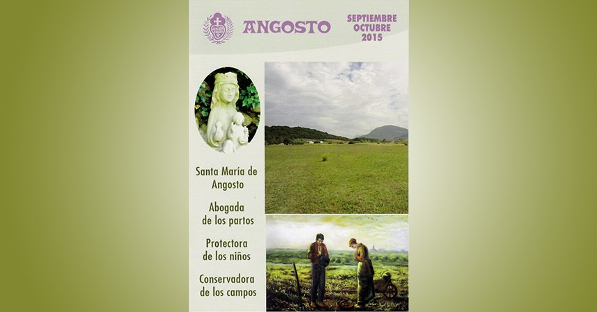 "New Edition of the online magazine: ""Angosto"""