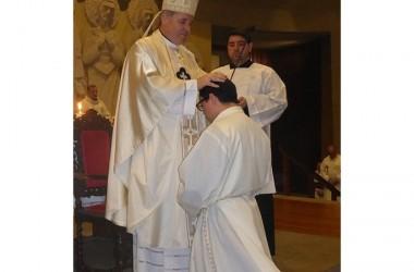 Ordinazione diaconale di Ilber Alexánder Salcedo