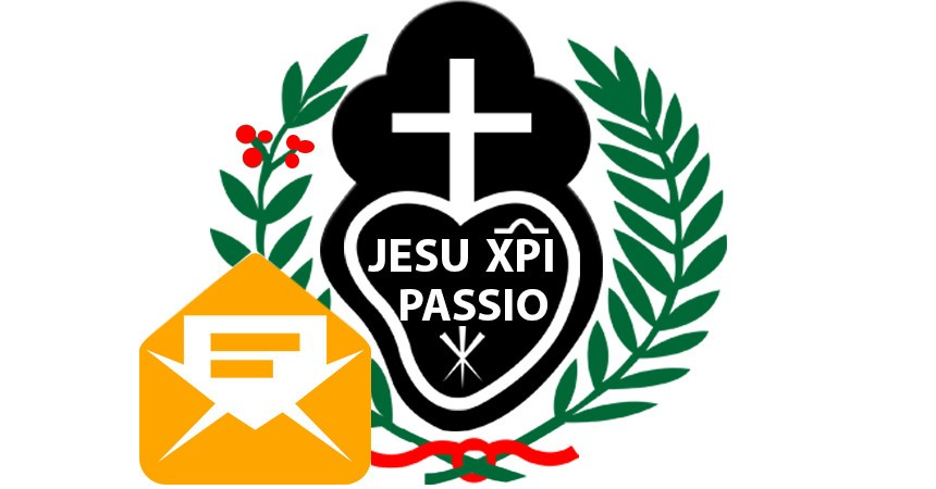 Fr. Joachim's Message of prayerful support to the Passionist Communities of France