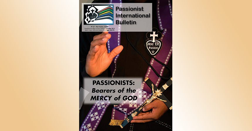 "Latest Edition of ""Passionist International Bulletin"""