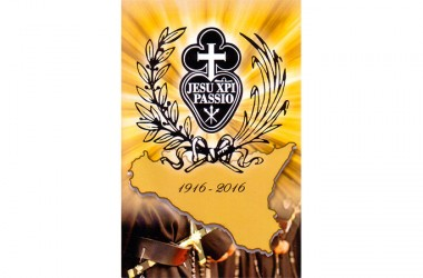 Centenary of Passionist Presence in Sicily (Italy) <br> 1926 – 2016