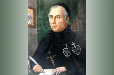 Praying for a Miracle for the Cause of Blessed Dominic Barberi