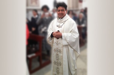 Priestly Ordination in Mexico (REG)