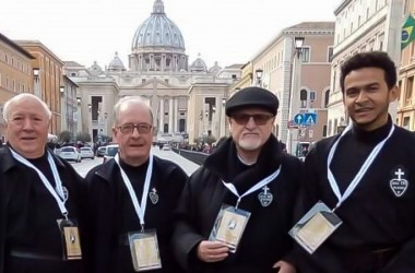 """Passionists commissioned as """"Missionaries of Mercy"""""""