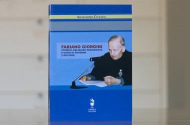 Nuovo libro su P. Fabiano Giorgini
