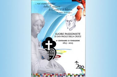 """<b>Congratulations! </b><br>2nd Centenary of the Foundation of """"Passionist Sisters of St. Paul of the Cross"""""""