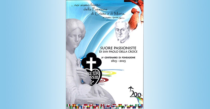 "<b>Congratulations! </b><br>2nd Centenary of the Foundation of ""Passionist Sisters of St. Paul of the Cross"""