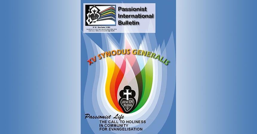 "Special Edition of ""Passionist International Bulletin"""