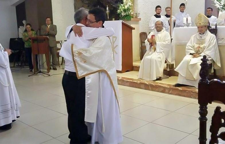 Ordinazione diaconale di Eduardo Carranza ALTAMIRANO (SCOR)