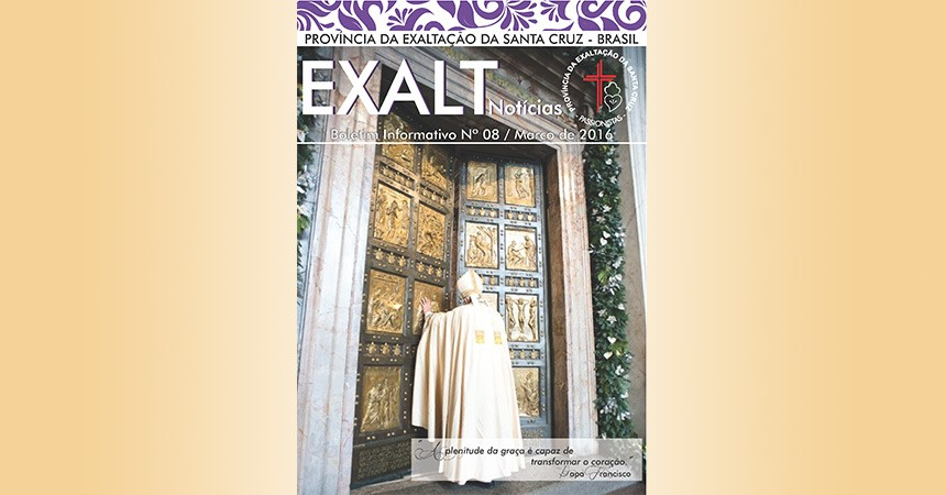 "New edition of the Bulletin, ""EXALT Notícias"""