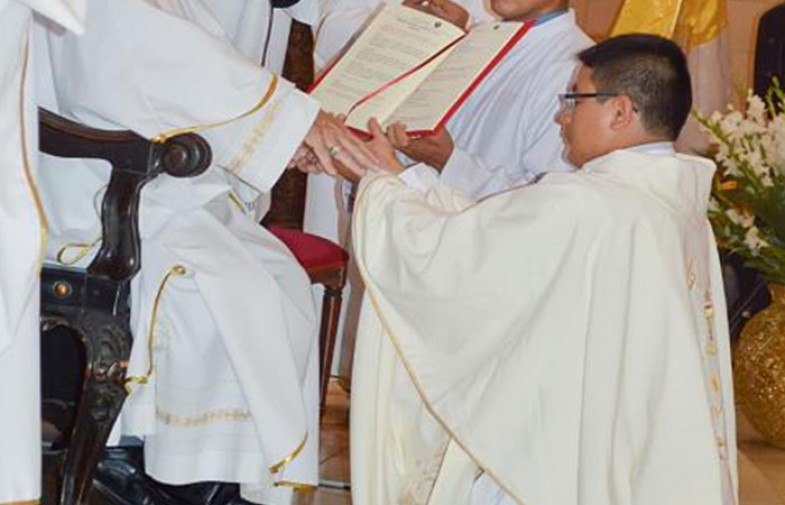 Ordinazione Sacerdotale in Perù