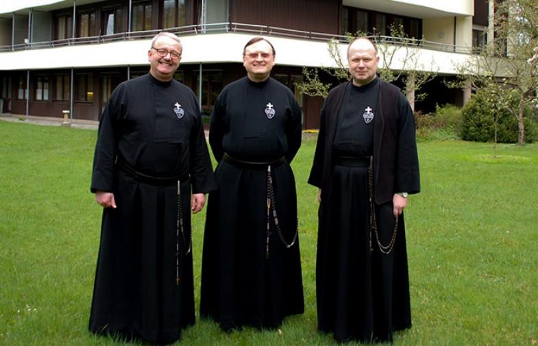 Nuovo Consiglio della Vice Provincia VULN (Germania / Austria)
