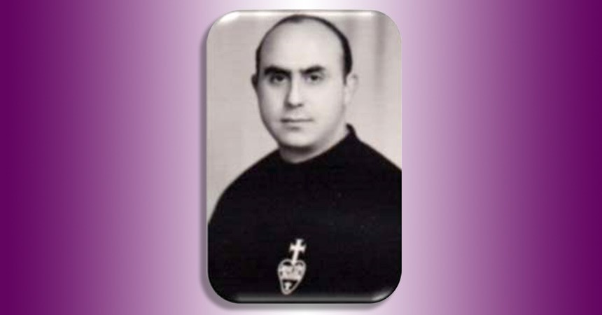 "+P. Carmine Flaminio <br><i><span style=""font-size:0.7em"">(Vincenzo) di Gesù</i></span>"
