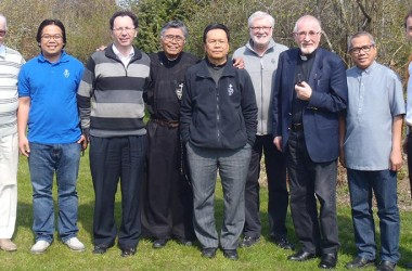 First Meeting of the Passionists in Sweden