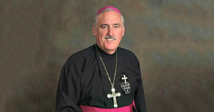 Congratulations to Bishop Neil Tiedemann, C.P.