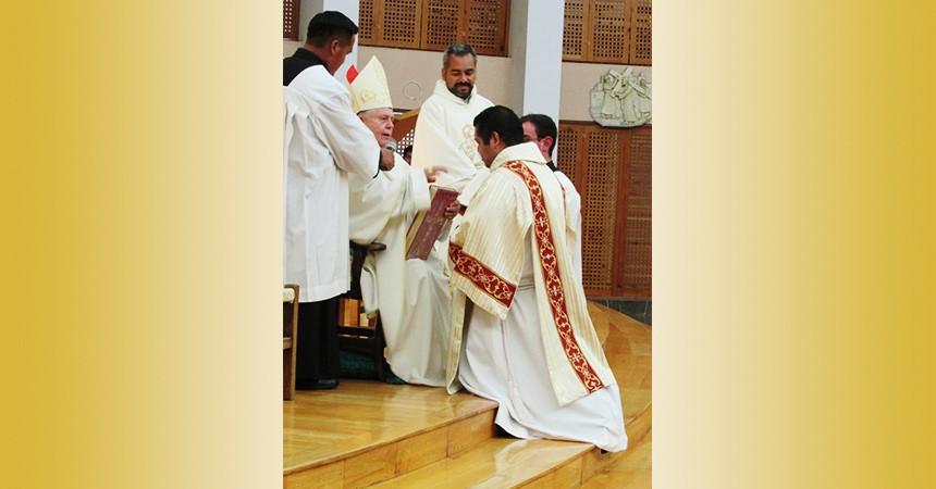 Diaconate Ordination of JESÚS MARÍN PÉREZ