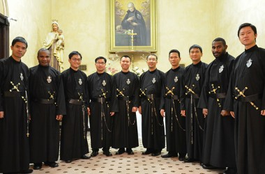 Religious Passionist Professions in PASPAC (Vietnam, Papua New Guinea and China in Australia)