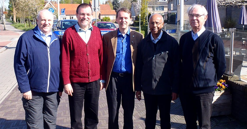 Provincial Chapter of Matris S. Spei (Holland/Germany) – SPE