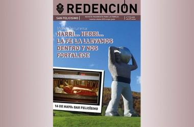 """Nuevo número de la revista """"Redención"""""""