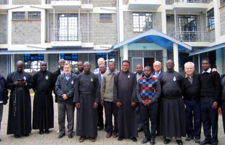 Incontro dei Superiori della Configurazione d'Africa (CPA) nella comunità di Ushirika (Nairobi) dal 24 al 28 maggio 2016