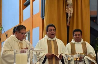 Ordenación Diaconal in México