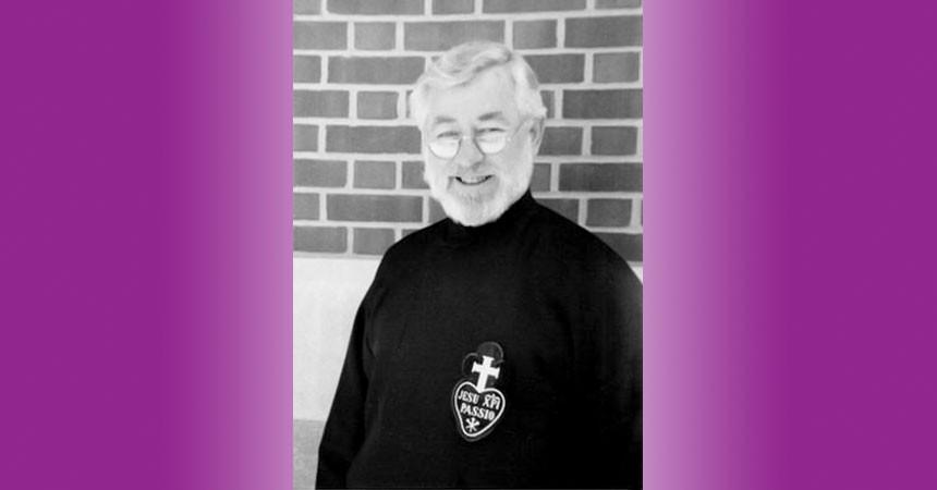 +Fr. Francis Cusack, C.P.