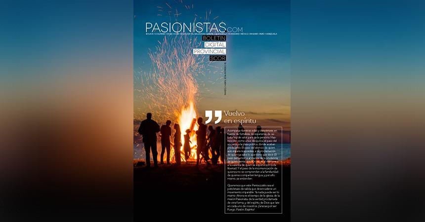BOLETIN DIGITAL PASIONISTAS.COM