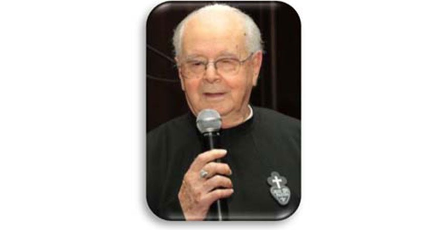+Fr. Antonino Nuzzi, C.P.