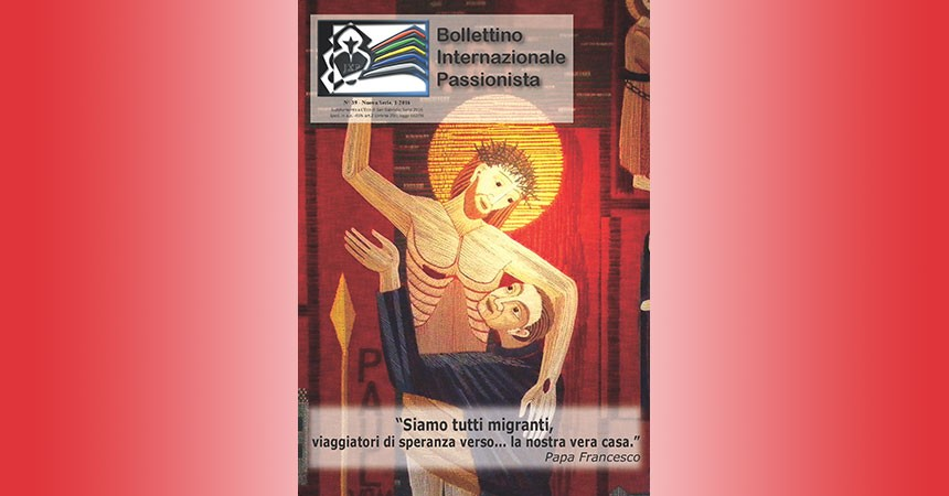 "New Edition of ""Passionist International Bulletin"""
