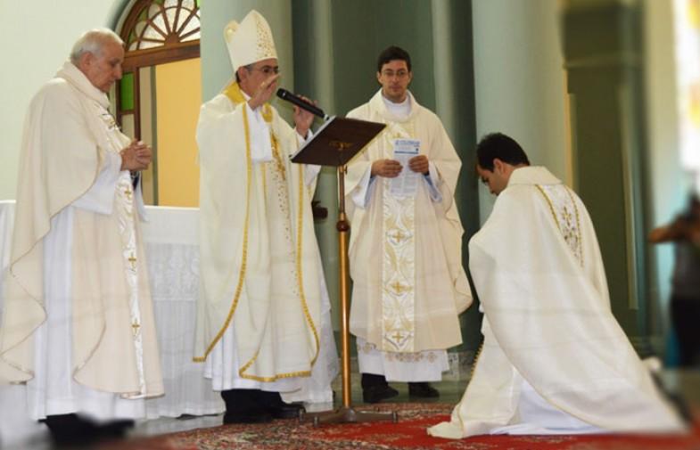 Ordinazione sacerdotale in Provincia EXALT (Brasile)
