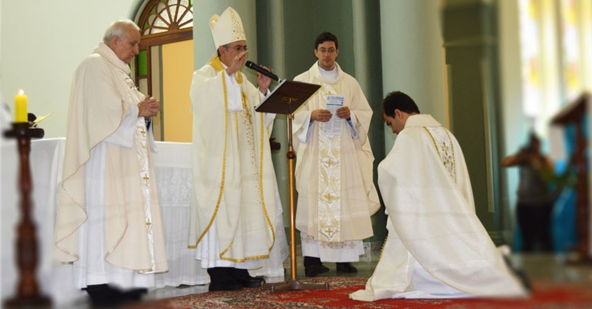 Priestly Ordination in EXALT Province (Brazil)