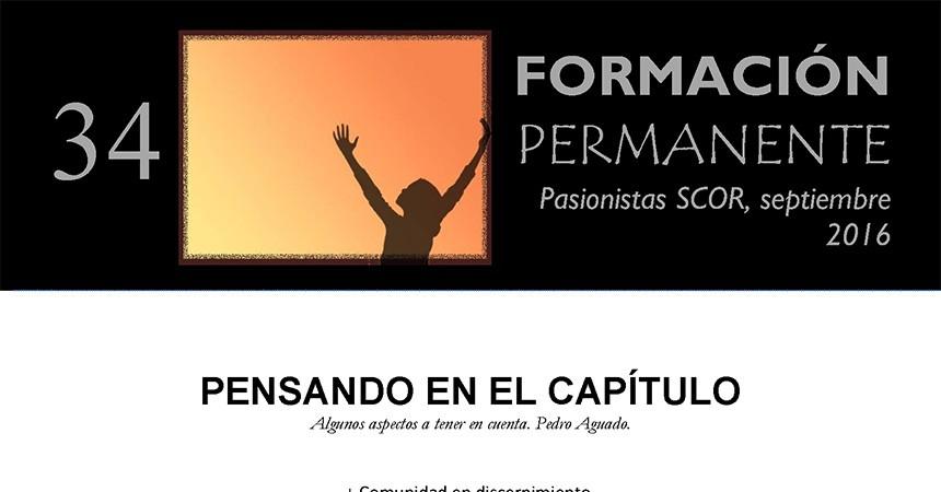 FORMACIÓN PERMANENTE