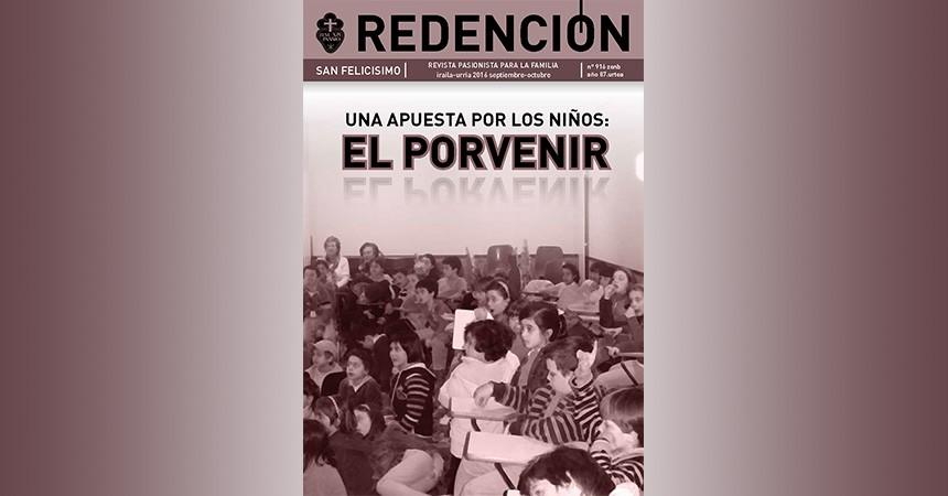 """New Edition of """"Redención"""" Magazine"""