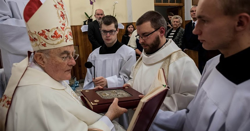 Diaconate Ordination in Poland