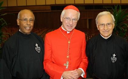 JOZEF CARDINALE DE KESEL è il nuovo Cardinale Titolare di Ss. GIOVANNI E PAOLO