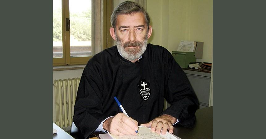 Fr. Jesús María Aristín C.P. was appointed Apostolic Administrator sede vacante