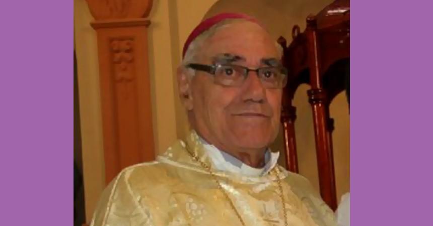 + Mons. José Luis Astigarraga Lizarralde, C.P.