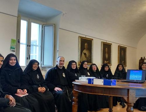 Corso di Storia della Congregazione al Monastero di Tarquinia