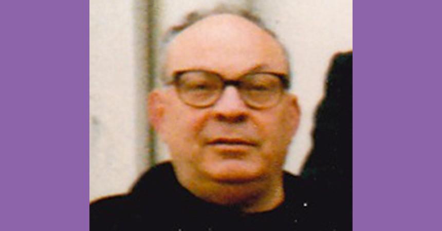 DEATH NOTICE Fr. Angelo Di Battista (MAPRAES)