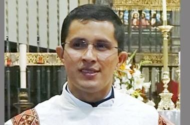 ORDINAZIONE DIACONALE P. Carlos Mego Hurtado (SCOR)