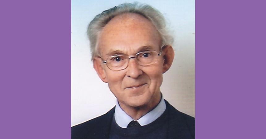 DEATH NOTICE Fr. Jac Van Leeuwen (SPE)