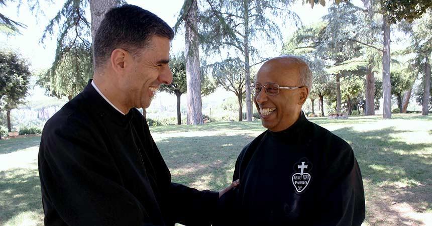 Nuova Nomina nella Curia Generale – P. Fernando Ruiz Saldarriaga