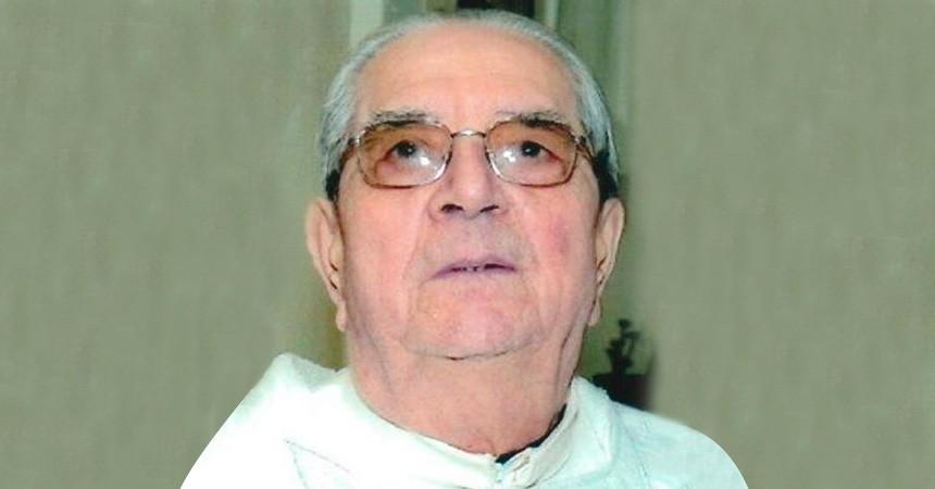 INFORMAZIONE DEL DECESSO P. Agostino Ricci (MAPRAES)